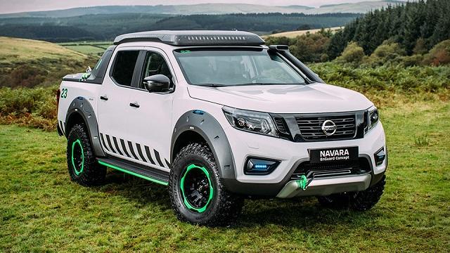 Nissan Navara 2019